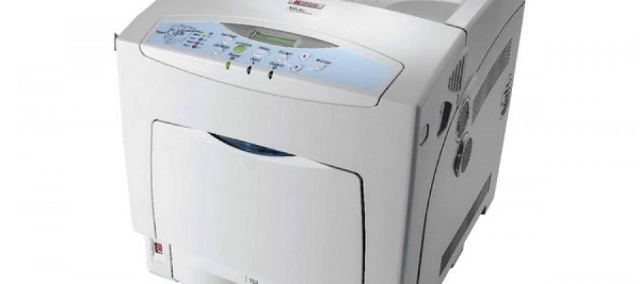 تقرير و مراجعة عن طباعة Ricoh Printer SPc 420