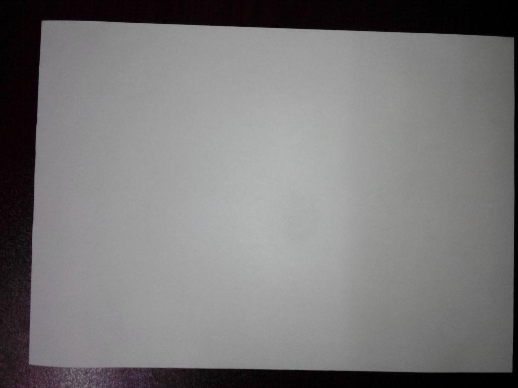 عطل ورقة بيضاء